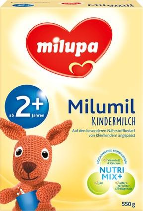Milupa; Milumil; Kindermilch; 2Plus; 2+