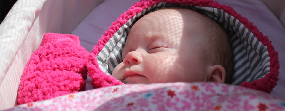 Il bambino dorme