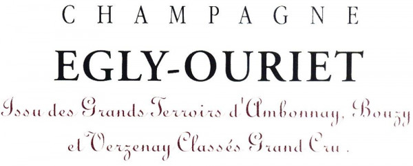 Champagner Egly-Ouriet - Grand Cru