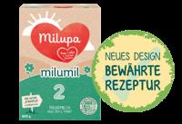 Milumil 2 neues Design