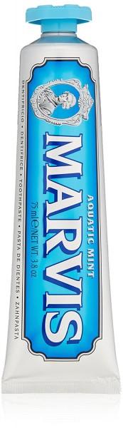 Marvis Zahncreme Aquatic Mint, 75ml