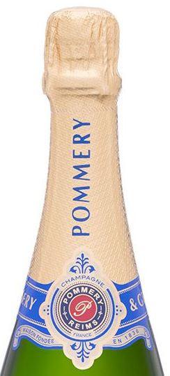 Pommery Flaschenhals