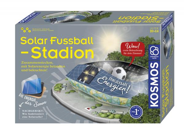 Estadio de fútbol solar KOSMOS