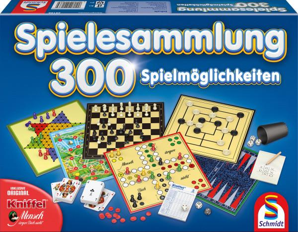 300 Spiele