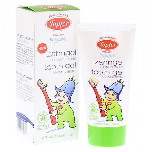 Potter babycare tooth gel 50ml