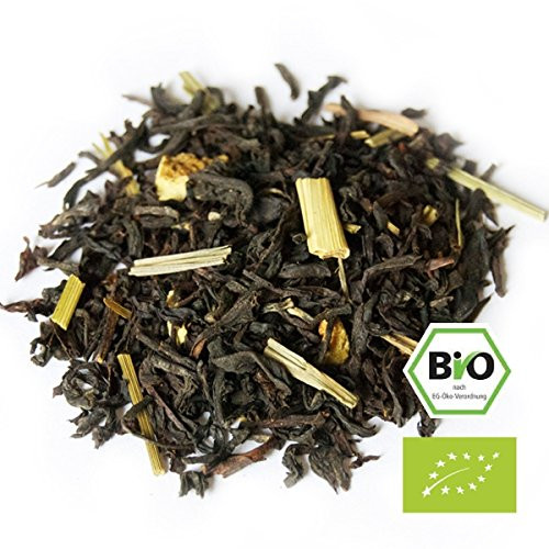 """""""Frische-Kick"""", té negro chino aromatizado con limón"""