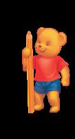 Bebivita Bear Pin