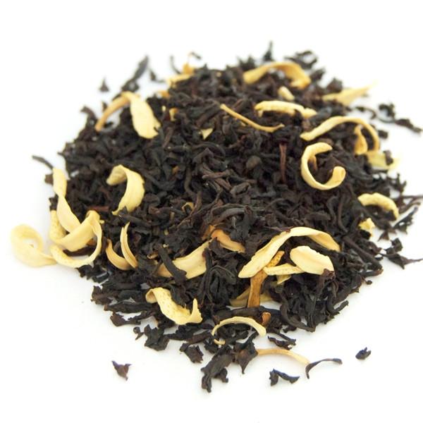 Lady Earl Grey, 30g de té negro de lata aromatizado con flores de azahar