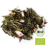 """Green Garden"", grüner Bio-Tee Sencha"