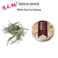 KENIA - Té Blanco de Kenia, lata de 15g, Té Púrpura de Kenia