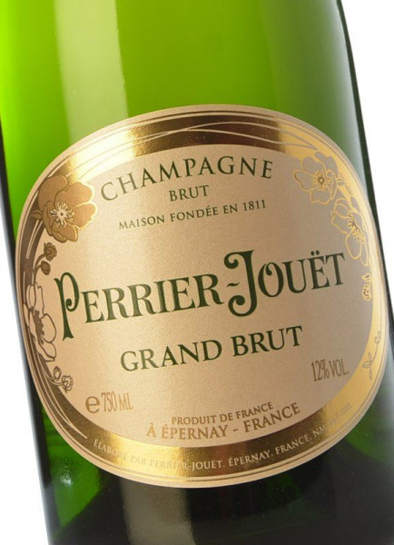 Perrier-Jouët Label