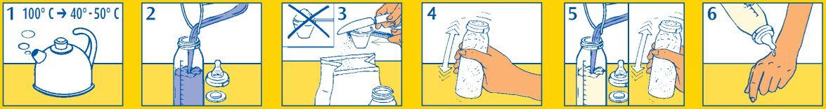 Bebivita PRE Preparation