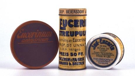 Histoire d'Eucerin