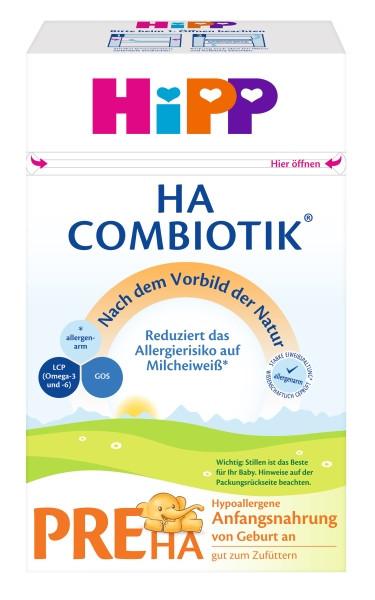 Hipp PRE HA Combiotik Hypoallergene Anfangsmilch