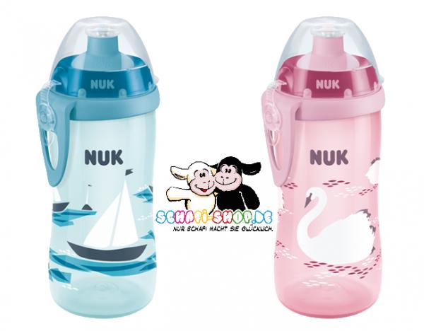 NUK Junior Cup 300ml mit Push-Pull Tülle-Copy