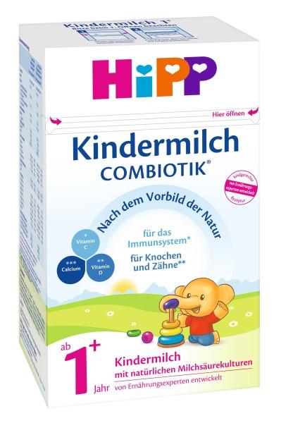 Hipp Kindermilch Combiotik ab dem 1. Jahr, 600g