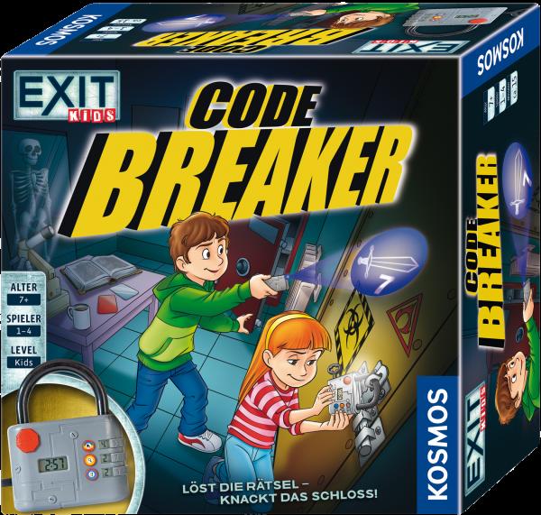 KOSMOS Exit Kids Code Breaker
