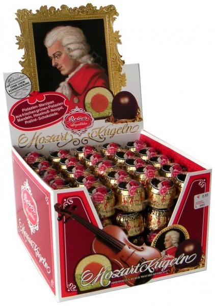 Süßes; Schokolade; Pralinen; Reber; Mozartkugeln;