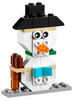 Lego Schneemann