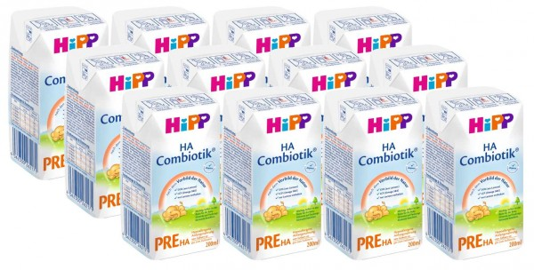 Hipp Pre HA trinkfertig 12x200ml