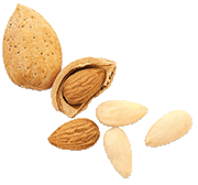 Niederegger almonds
