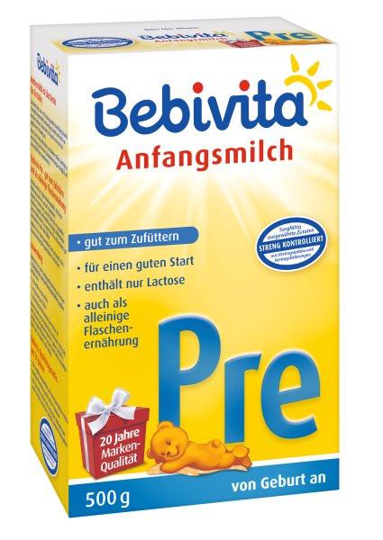 Bebivita Pre Anfangsmilch, 500g