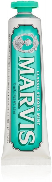 Marvis Zahncreme Strong Mint, 75ml