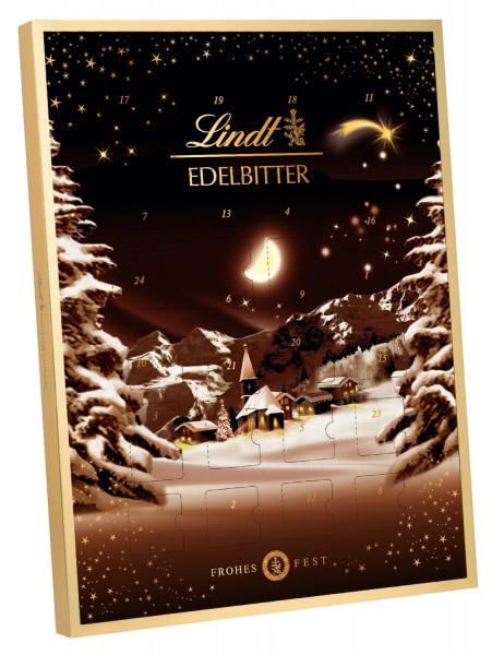 "Lindt & Sprüngli ""Edelbitter"" advent calendar, 250g"