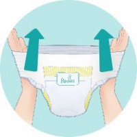 Pampers Pants dehnbar