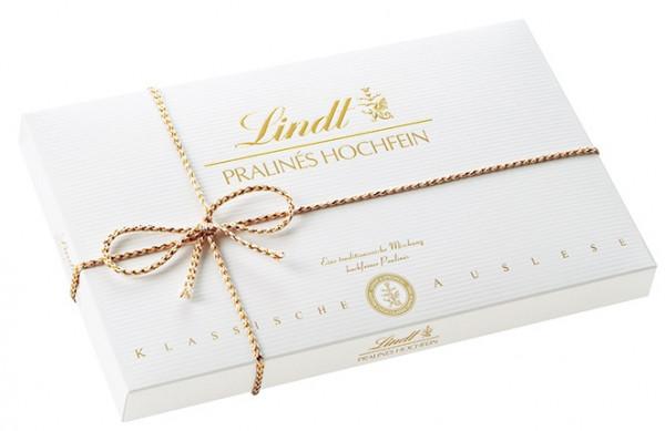 Lindt & Sprüngli Pralinés Hochfein, klassische Auslese 500g