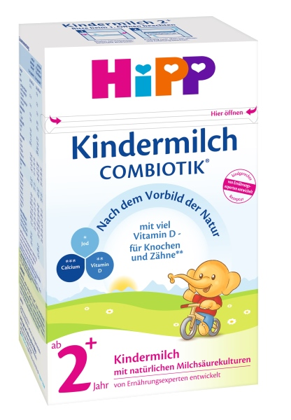 hipp kindermilch combiotik 2 ab 2 jahren schafi shop. Black Bedroom Furniture Sets. Home Design Ideas