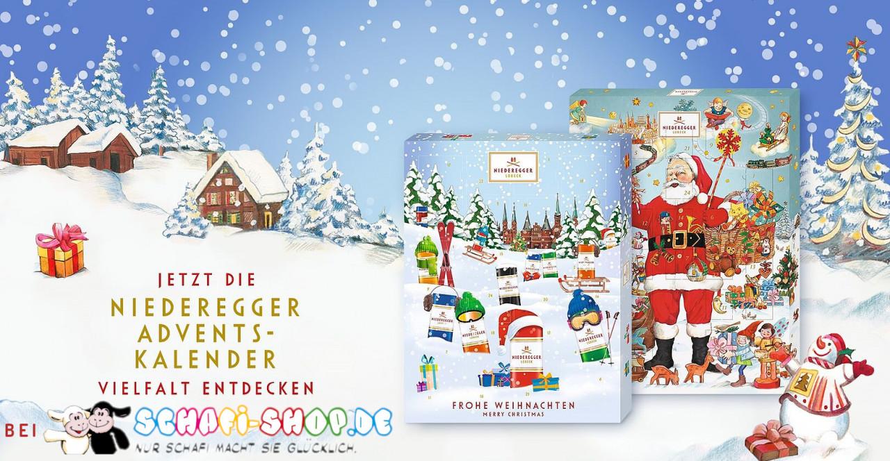 Niederegger Advent Calendar 2019