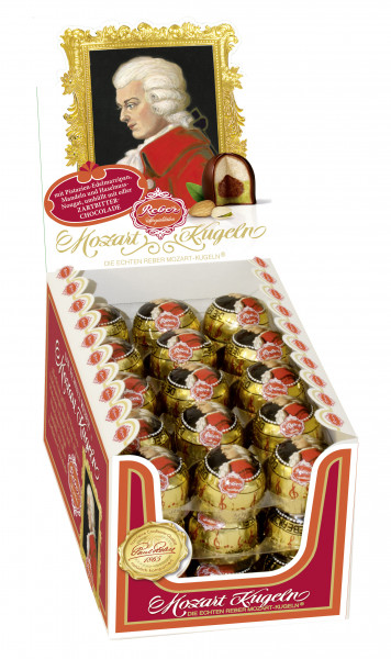 Reber specialities Mozartkugeln 45 pieces, 900g