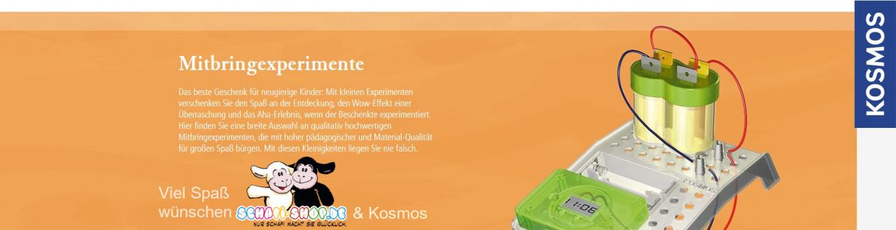 Expériences de Kosmos au Schafi-Shop