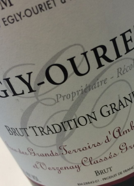Champagner Egly-Ouriet - Brut Tradition Grand Cru