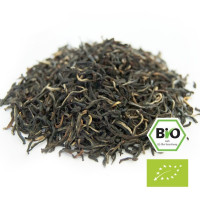 Ceylon Black Organic Tea, 25g tin