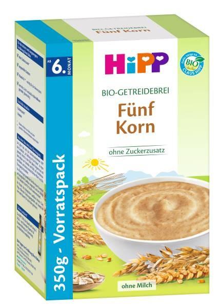 Hipp Bio-Getreide-Brei 5-Korn