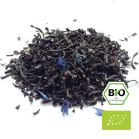 Early Blue, 30g Dose schwarzer Bio-Tee Earl Grey