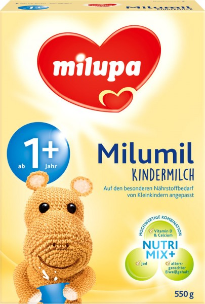 Milupa Milumil 1Plus Kindermilch
