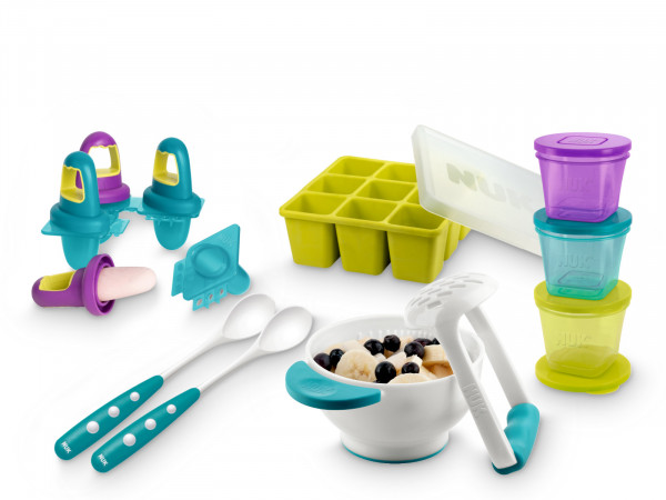 NUK Fresh Foods Set