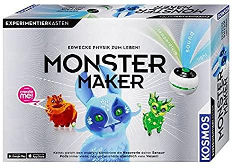 Kosmos Monster Maker - boîte d'expérimentation de jouets électroniques