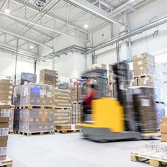 Queisser logistics