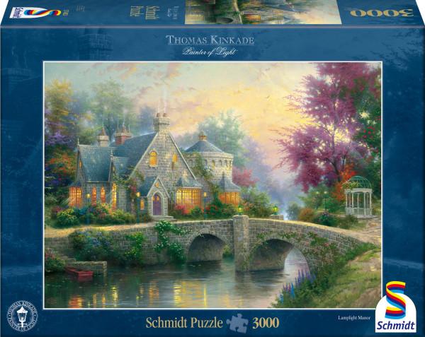 """Rompecabezas Premium Schmidt """"Evening mood"""", 3000 piezas"""