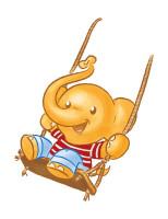 Hipp elephant swing