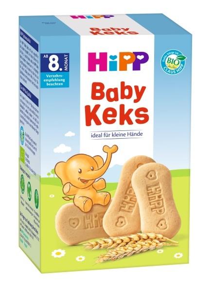 881a7e96730f86 Biscuit bébé bio Hipp du 8ème mois, 150g   schafi-shop