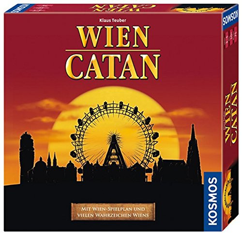 The Settlers of Catan Vienna