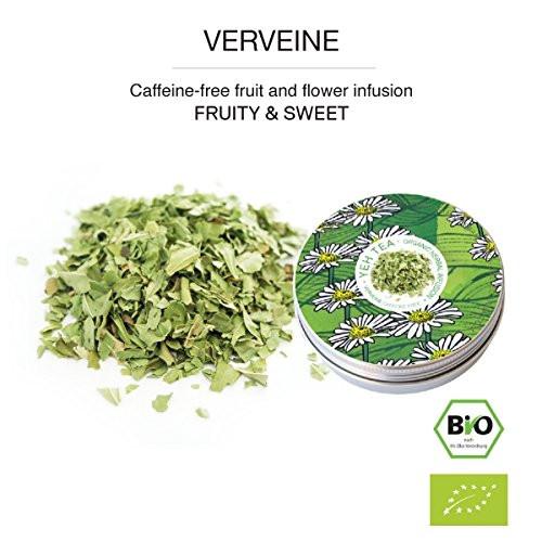 Verveine, 15g boîte Bio-Verbena (verveine)