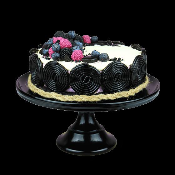 Haribo Lakritz-Torte