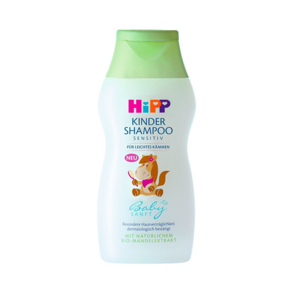 Shampooing Hipp Baby Soft Kids, 200ml