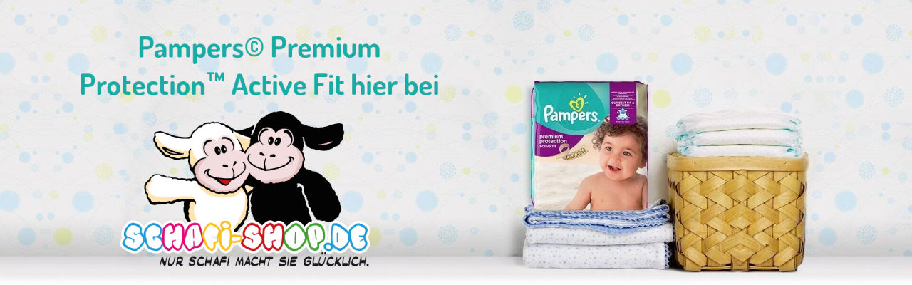 Pampers Active Fit Schafi Shop